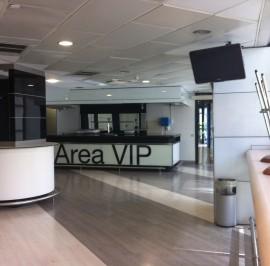 Palco VIP Bernabeu